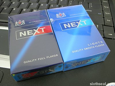 next cigarette packs