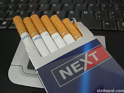 next cigarettes