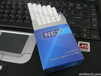 next lights