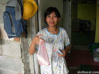susu kambing owner