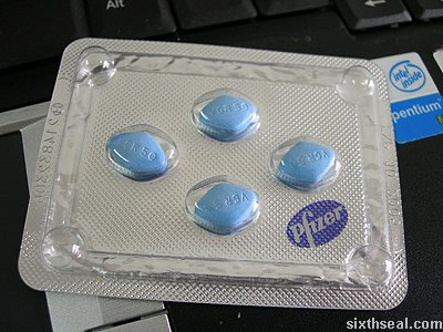 viagra blister pack