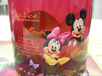 disney cookies mickey minnie