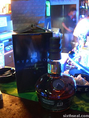 dunhill hyperion