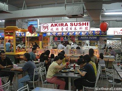fresh kaki akira sushi