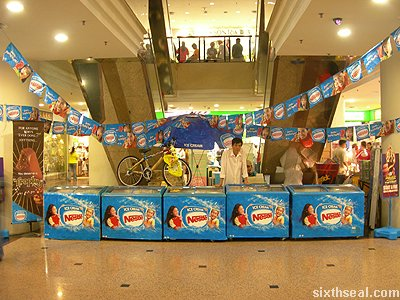nestle promotion sibu