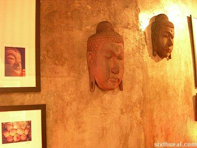tao embedded buddha