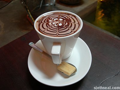 tao hot chocolate