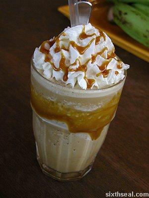 bing caramel blended