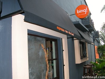 bing entrance