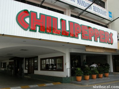 chillipeppers kuching