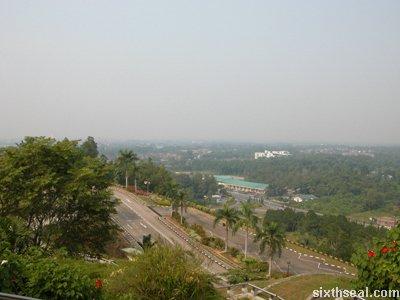haze kuching