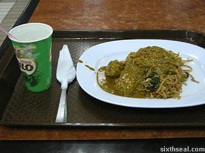 huygens sibu dinner