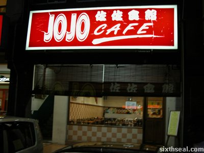 jojo cafe