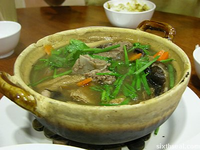 jojo mutton soup