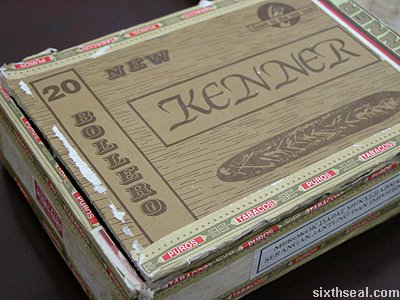 kenner cigars