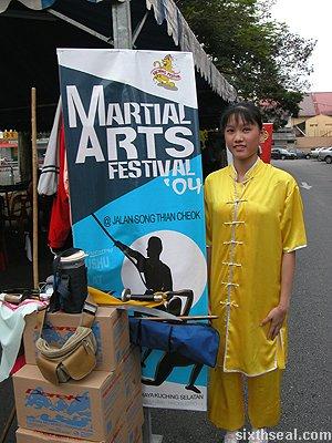 martial arts fest