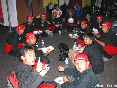 silat food