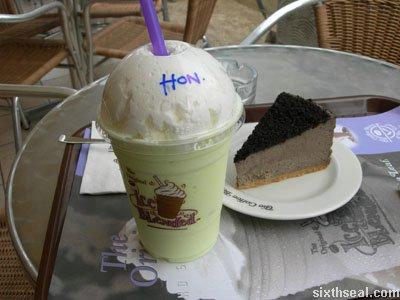 cb honeydew drink