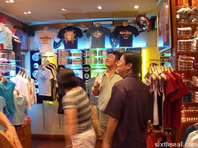 hrc bangkok souvenir