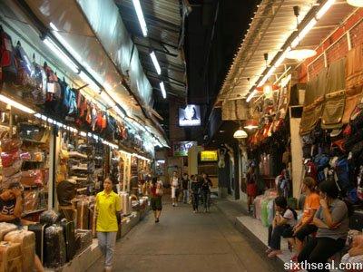 patpong vendors