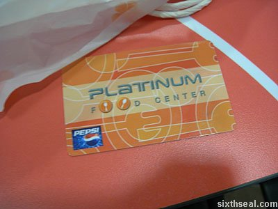 platinum food center coupon