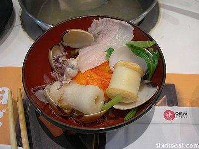 shabu shi bowl
