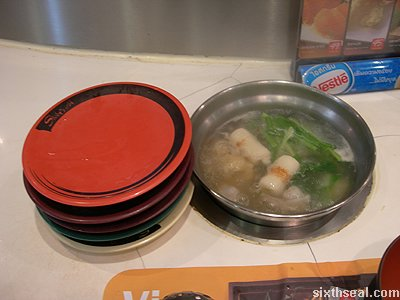 shabu shi plates