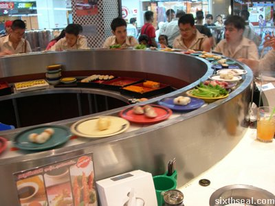 shabu shi train