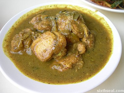 sri shan chicken