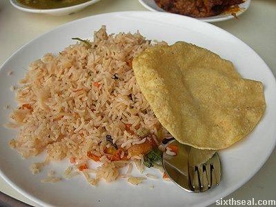 sri shan saffron rice