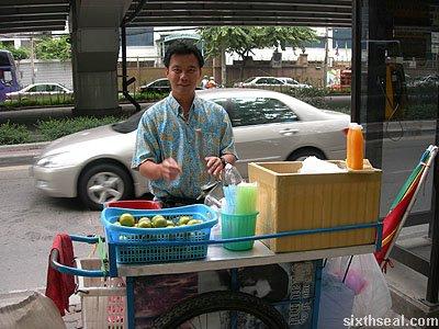 street food juice