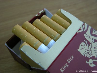 dunhill 40 pack sticks