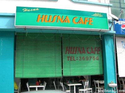 husna cafe