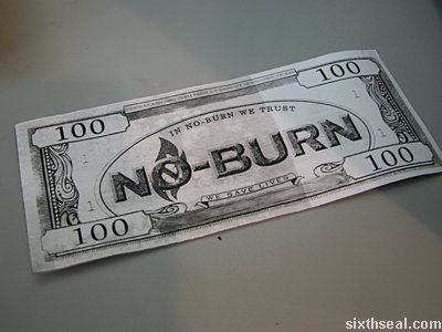 in burn we trust