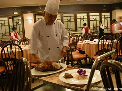 li garden peking duck