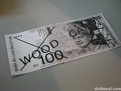 no burn RM100