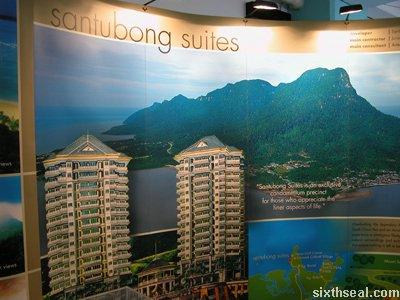 santubong suites