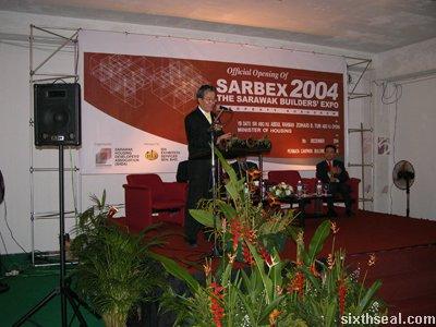 sarbex opening