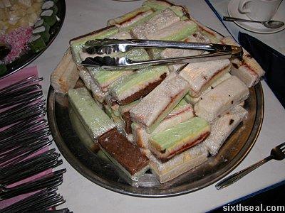 strange sandwich
