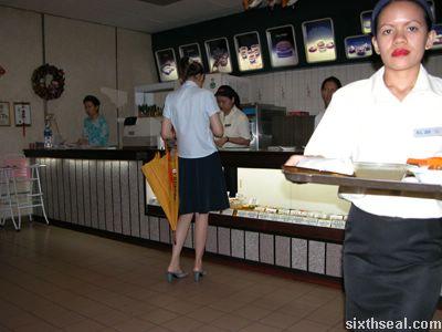 all joy waitress