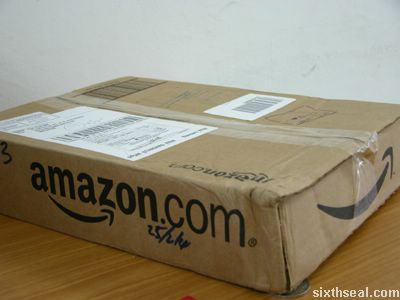 amazon box