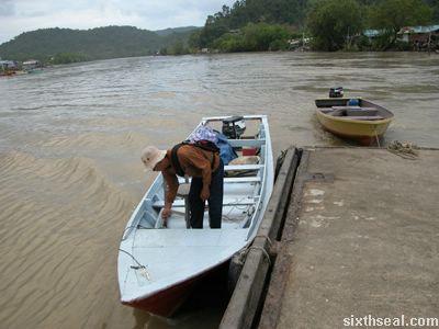 bako speedboat