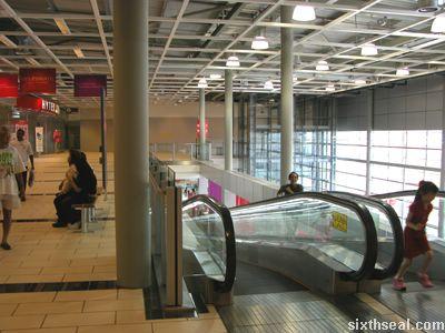 ikano escalator
