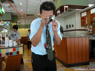 pizza hut photographer