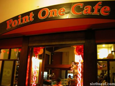 point one cafe
