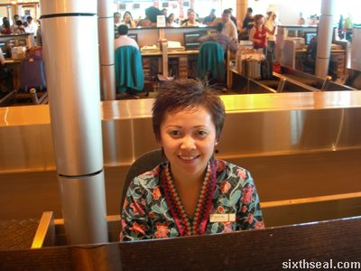 business class martina