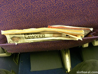 business class papers