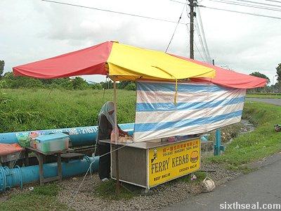 ferry kebab kampung hilir