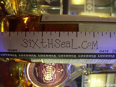 macallan sixthseal