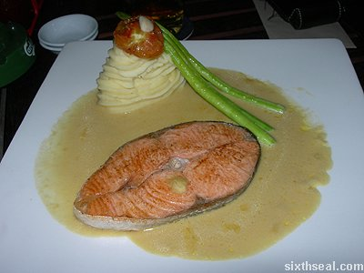 oregano salmon